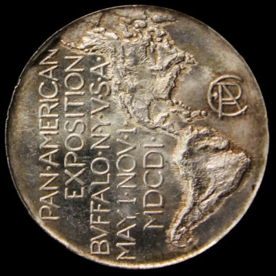 Pan-American Exposition Official Medal