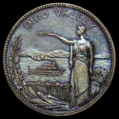 Ohio Valley Exposition Official Medal