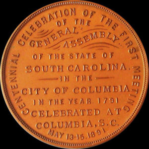 South Carolina General Assembly Centennial