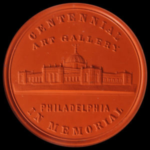 Centennial Exposition Art Gallery