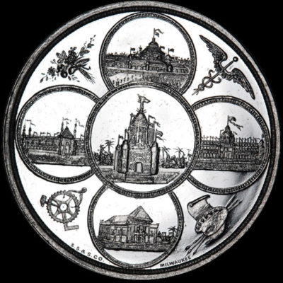 Exposition View / Ornate Five Edifaces – Schwaab