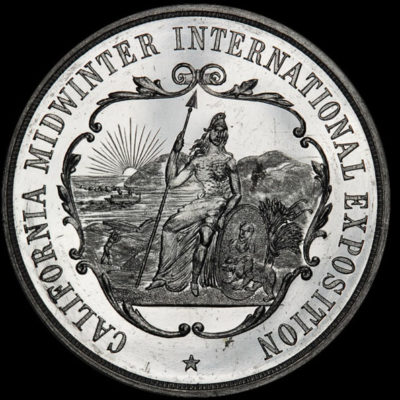 State Seal / Ornate Five Edifaces – Schwaab