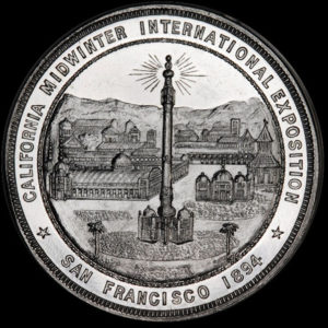 Early Electric Tower / State Seal – Hanson