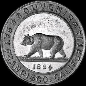 California Bear / Golden Gate – Blumenfield