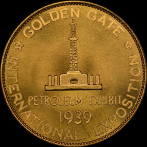 Golden Gate International Exposition 1939 Petroleum