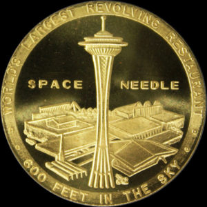 Low Relief Space Needle