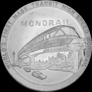 Low Relief Monorail