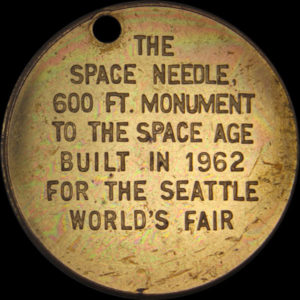 Space Needle Monument