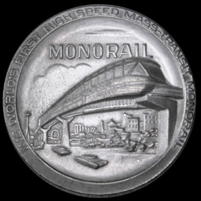 High Relief Monorail