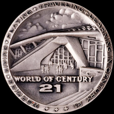 High Relief World of Century 21