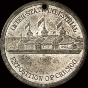 Inter-State Industrial Exposition Official Medal