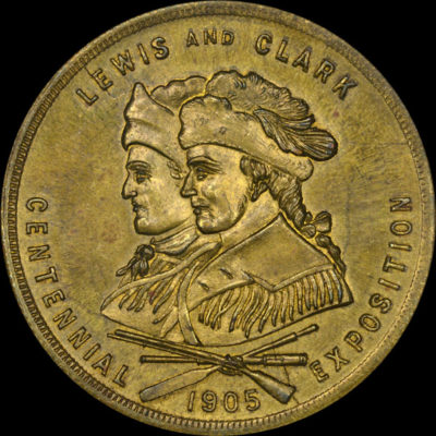Lewis and Clark 38mm / Shattered Reverse Die