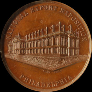 National Export Exposition Official Medal