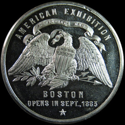 American Exposition of Foreign Products Official Medal