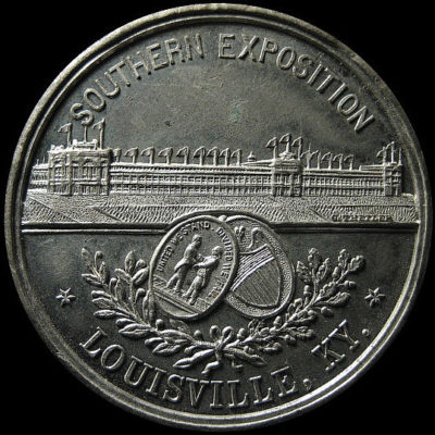Southern Exposition Official Medal