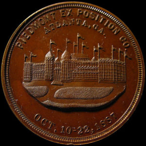Piedmont Exposition Official Medal