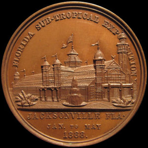 Florida Sub-Tropical Exposition Official Medal