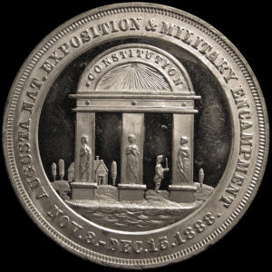 Augusta National Exposition Official Medal