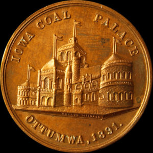 Mineral and Industrial Exposition Official Medal