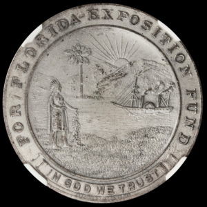 HK-404A 1915 Panama-Pacific International Exposition Florida State SCD