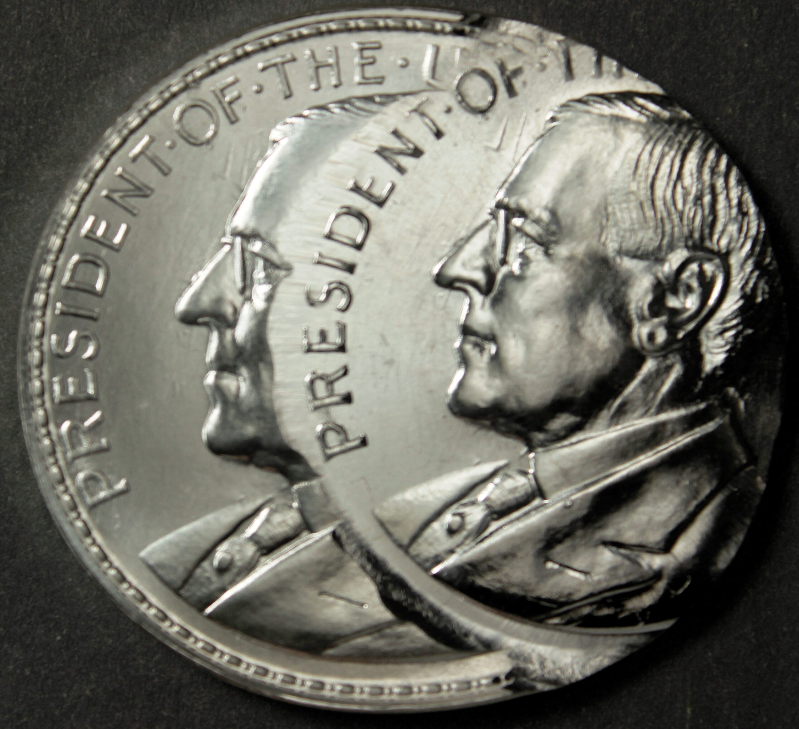 2020 Wilson Dollar Error – Silver Double Struck Off-Center