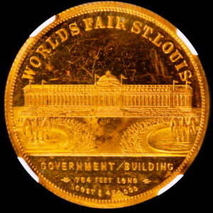 HK-315 Louisiana Purchase Schwaab Gardens / Government SCD