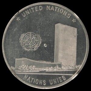 HK-915 UNLISTED 1948 United Nations Pledge Unlisted Variety SCD