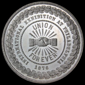 HK- Unlisted 1876 Centennial Union Forever SCD