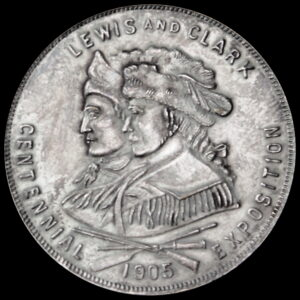 HK-328 1905 Lewis and Clark 34mm SCD